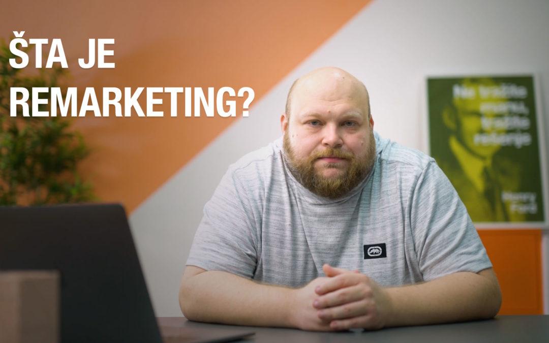 Šta je remarketing?